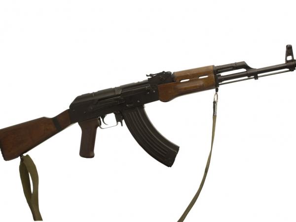 Assault Rifle Marketing