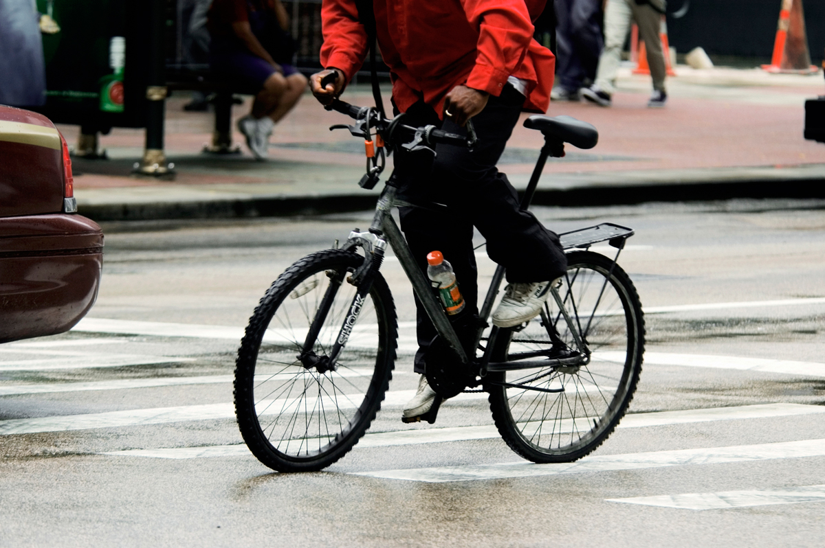 What to Do If A Car Hits You While You're Walking or Biking
